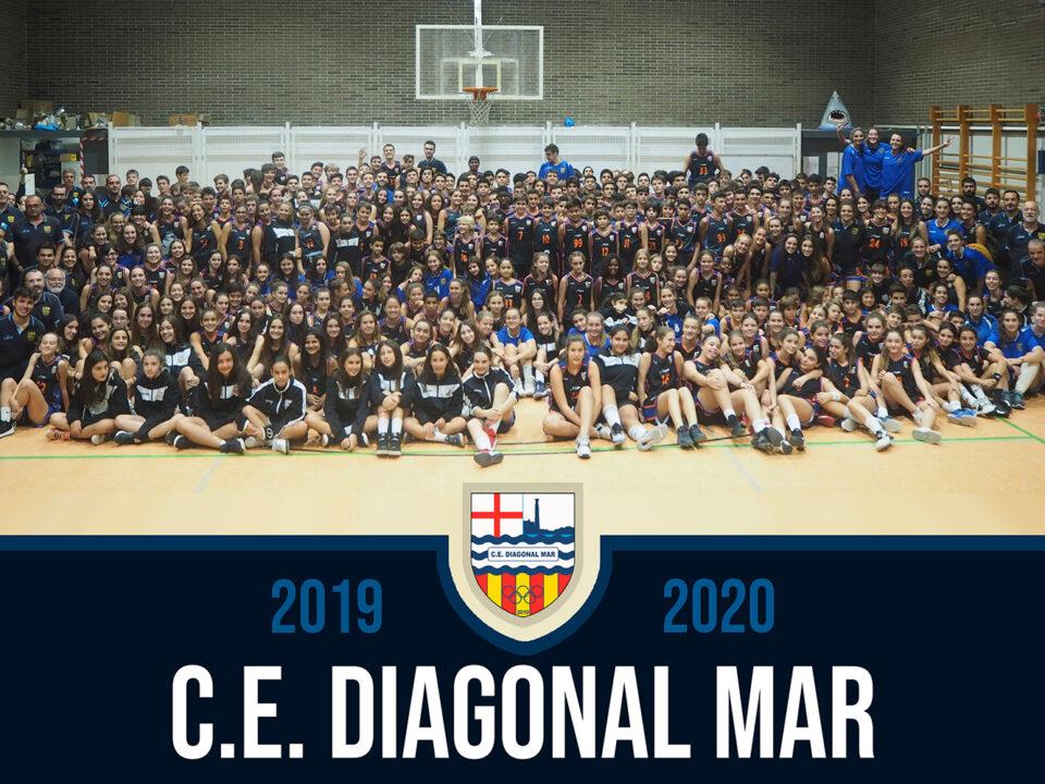 CE Diagonal Mar